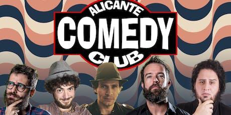 Alicante Comedy Club | Noviembre tickets