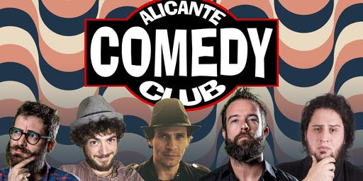 Alicante Comedy Club | Octubre