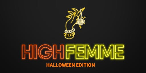 HIGHFEMME at Cerise Rooftop: Halloween Edition