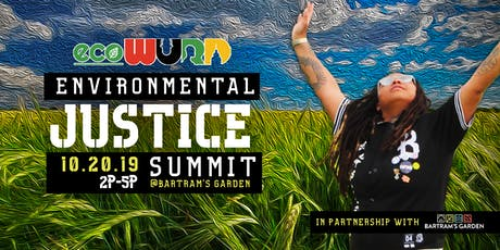 ecoWURD Environmental Justice Summit tickets