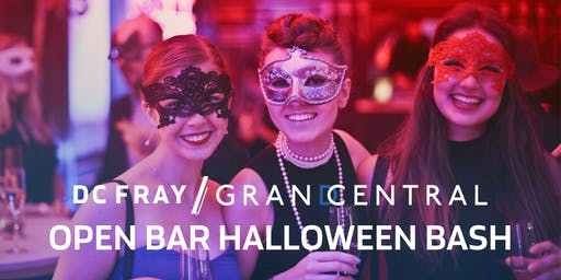 Open-Bar Halloween Bash at Grand Central