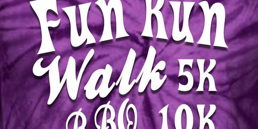 Brisbane Lions Run / Walk 5K / 10K From the Park to the SF Bay