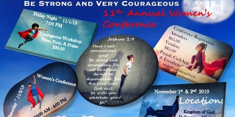 Jewel's Women's Conference 11th Annual tickets