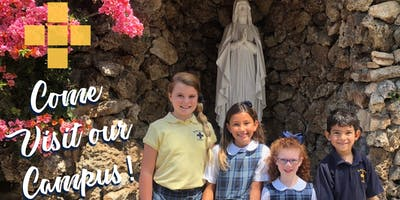 Holy Family Catholic School Admissions Tour #2