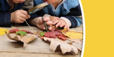 FAMILY: Fall Family Fun with Aldo Leopold Nature Center  tickets