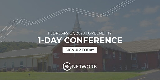 One-Day Event for Pastors in Greene, NY