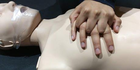 BLS Provider CPR Training tickets