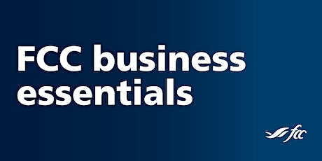 FCC Business Essentials - Swift Current tickets