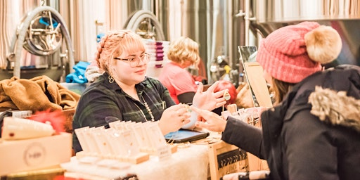 Pryes Brewing Holiday Market - December 19