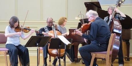 Main Street Chamber Players' Fall Concert! tickets