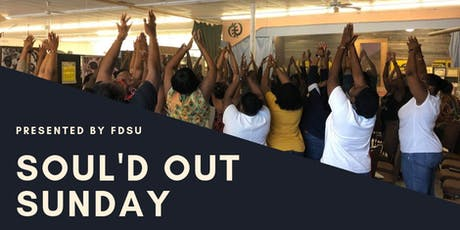 Soul'd Out Sunday  tickets