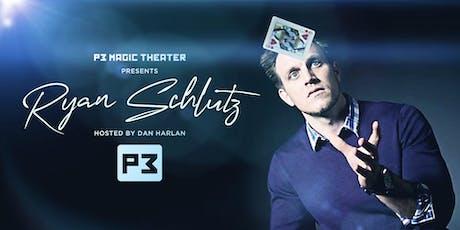 Tuesday Night Magic with Ryan Schlutz tickets