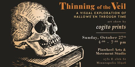 Thinning of the Veil: A Visual Exploration of Hallowe'en Through Time tickets
