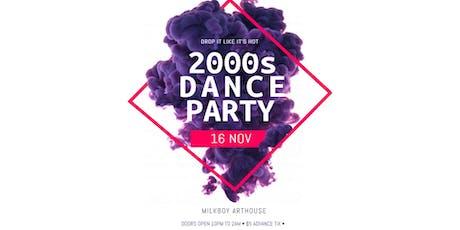 Drop It Like It's Hot: A 2000's Dance Party tickets