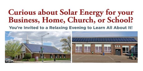 Solar Energy Workshop - Jasper tickets