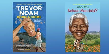 FACEBrook Book Club: Trevor Noah & Nelson Mandela (Elmbrook) tickets
