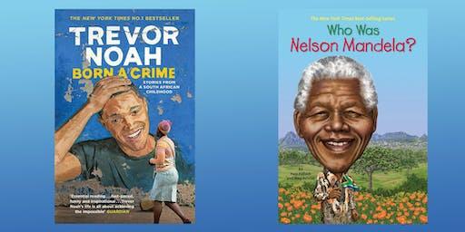 FACEBrook Book Club: Trevor Noah & Nelson Mandela (Elmbrook)