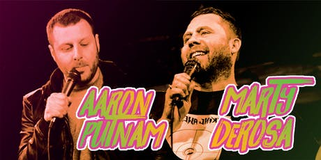 Laughs at Taft's w/ Marty DeRosa and Aaron Putnam tickets