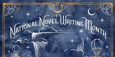 Plan Your Novel Workshop tickets