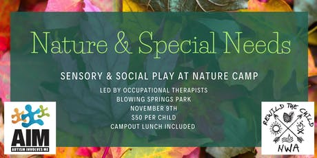 Nature & Special Needs tickets