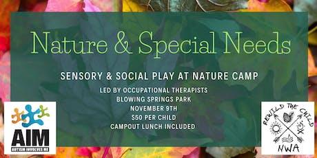 Nature & Autism tickets