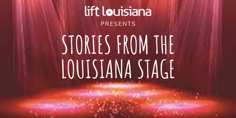 Stories from the Louisiana Stage tickets
