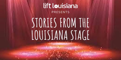 Stories from the Louisiana Stage