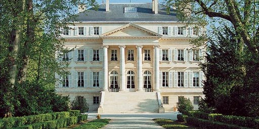 An Evening with Chateau Margaux