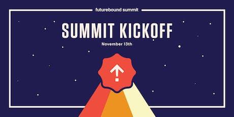 Futurebound Summit Kickoff tickets
