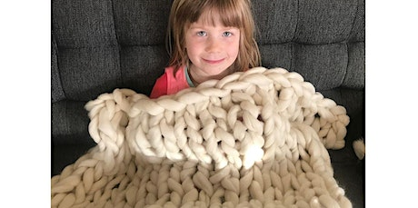 Giant Knit Blanket Workshop (03-28-2020 starts at 10:00 AM) tickets