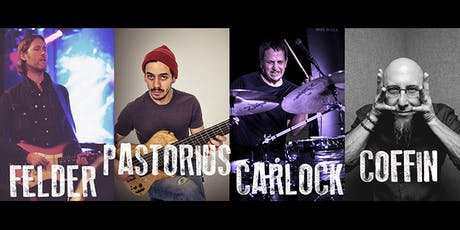 Jeff Coffin / Keith Carlock / Nir Felder / Felix Pastorius tickets