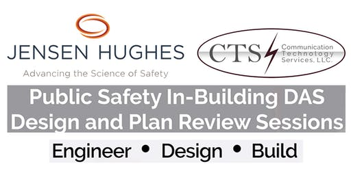 ERRCS / Public Safety In-Building Design and Plan Review Training Session - Tuesday, 10/29 - Maryland