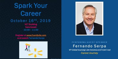 Spark Your Career: Fernando Serpa