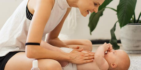 Baby Massage Perth '4 Week Complete Baby Massage Parent Course' tickets