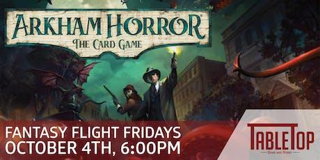 Fantasy Flight Fridays - Arkham Horror LCG tickets