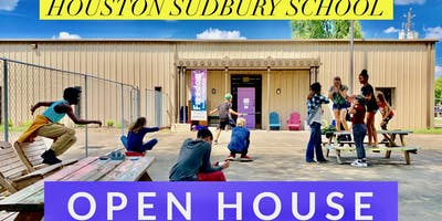 Houston Sudbury School Open House