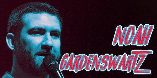 Bombs Away! Comedy presents Noah Gardenswartz