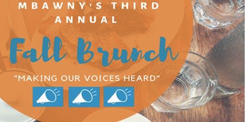 Minority Bar Association of Western New York Annual Fall Brunch