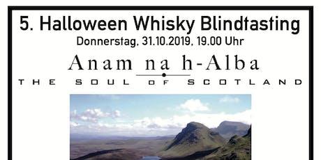 Halloween Whisky Tasting - Genuss statt Grusel! Blind-Tasting mit Anam na h-Alba Tickets