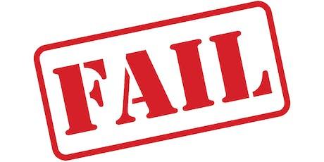 Epic Fail Show tickets