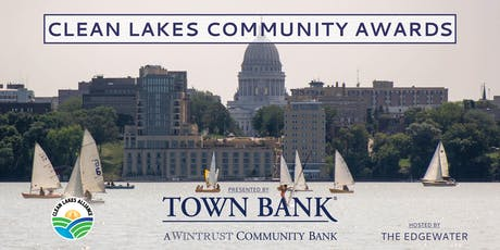Clean Lakes Community Awards tickets