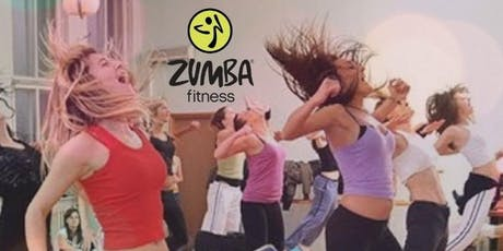 Zumba Fitness - $12 drop in @ George Chuvalo N. C. tickets