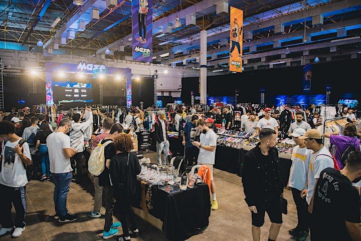 Imagem do evento Maze Fest 2019