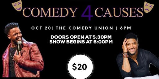 Comedy 4 Causes