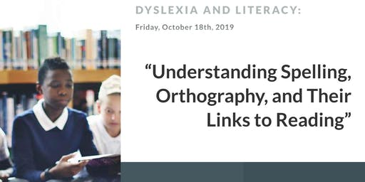The Dyslexia Foundation Fall 2019 conference - Livestream at Brehm