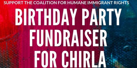 A Birthday Party For Humane Immigrant Rights tickets