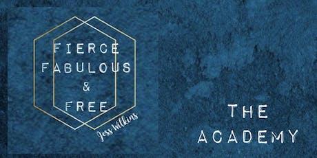 Own Your Truth - Fierce, Fabulous & Free Workshop tickets