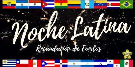Noche Latina tickets