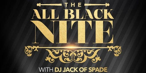 IDS and VISIONZ Present THE ALL BLACK NIGHT