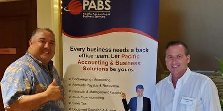 Free Networking & Accounting Seminar From PABS tickets
